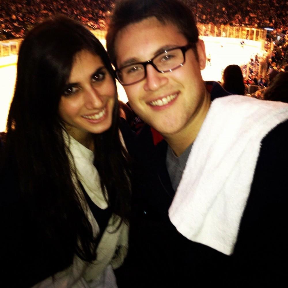 Image 1 of Lauren and Josh