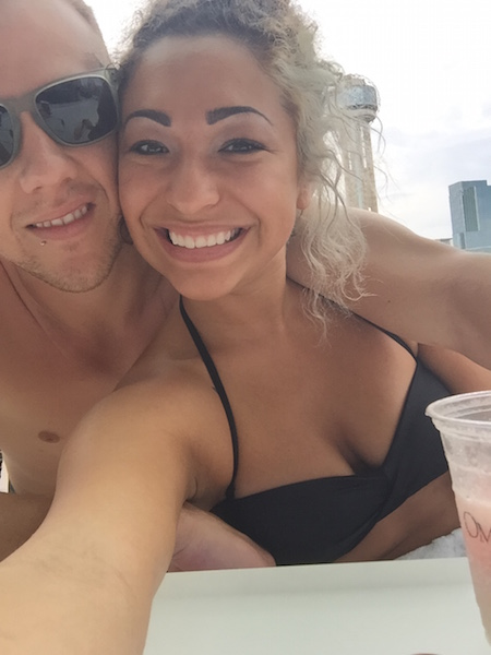 Image 1 of Briana and Dustin