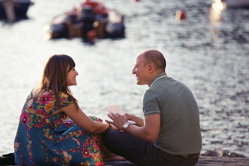 Image 6 of Charlene and Samuel's Marriage Proposal in Cinque Terre