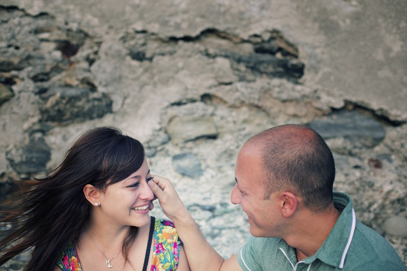Image 17 of Charlene and Samuel's Marriage Proposal in Cinque Terre