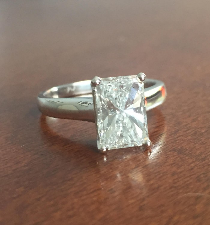 Image 6 of Platinum Proposals: See the Sweetest Proposals from Couples Who Chose Platinum