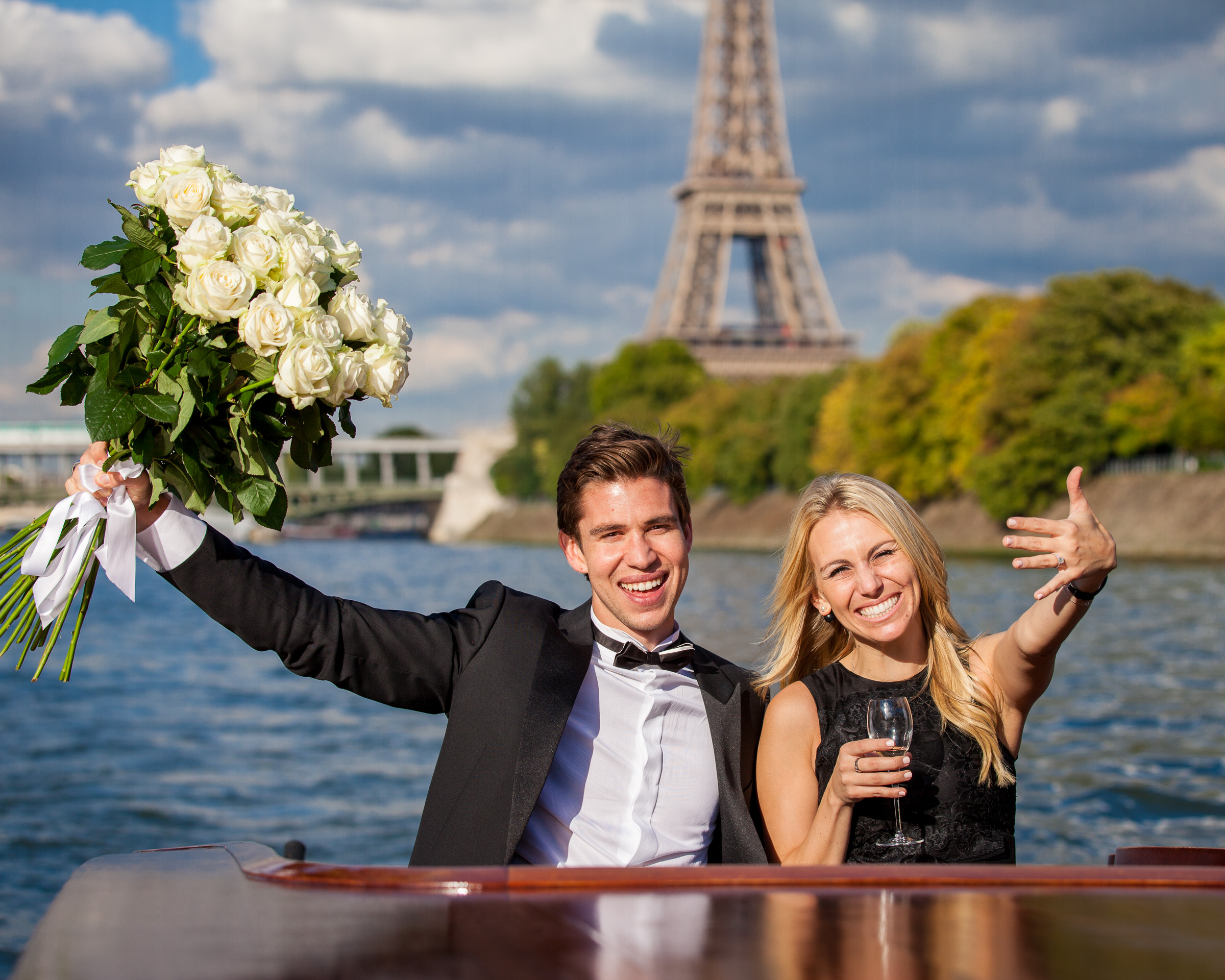 Paris Marriage Proposal Ideas