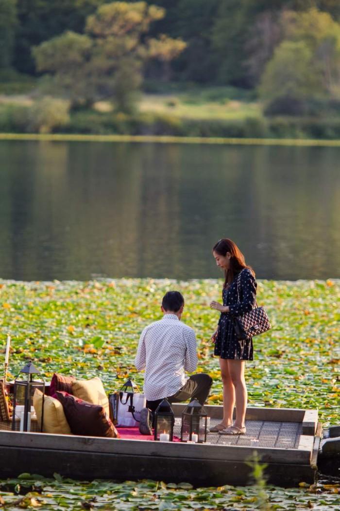 Image 6 of Jennifer and Colin's Dockside Proposal