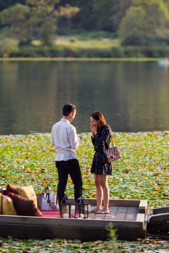 Image 7 of Jennifer and Colin's Dockside Proposal