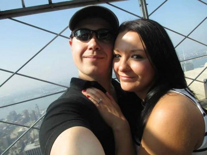 Image 1 of Melissa and Nic