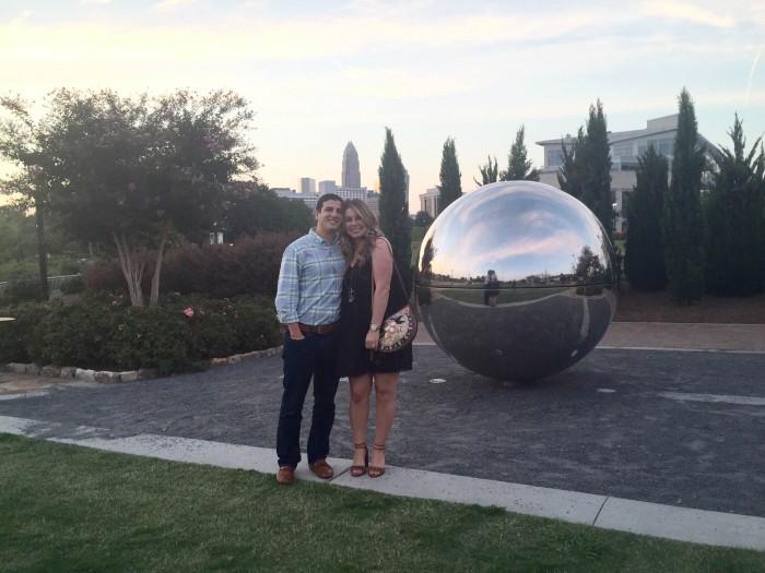 Image 5 of Amanda and Matthew's Proposal in Charlotte