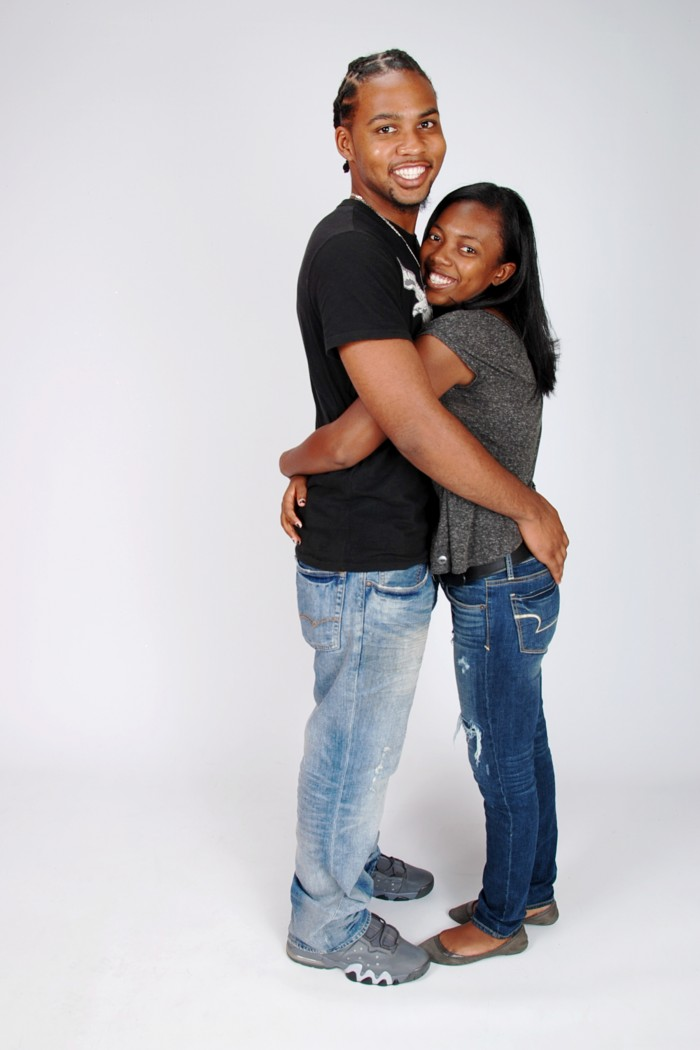 Image 1 of Daphnee and Joshua