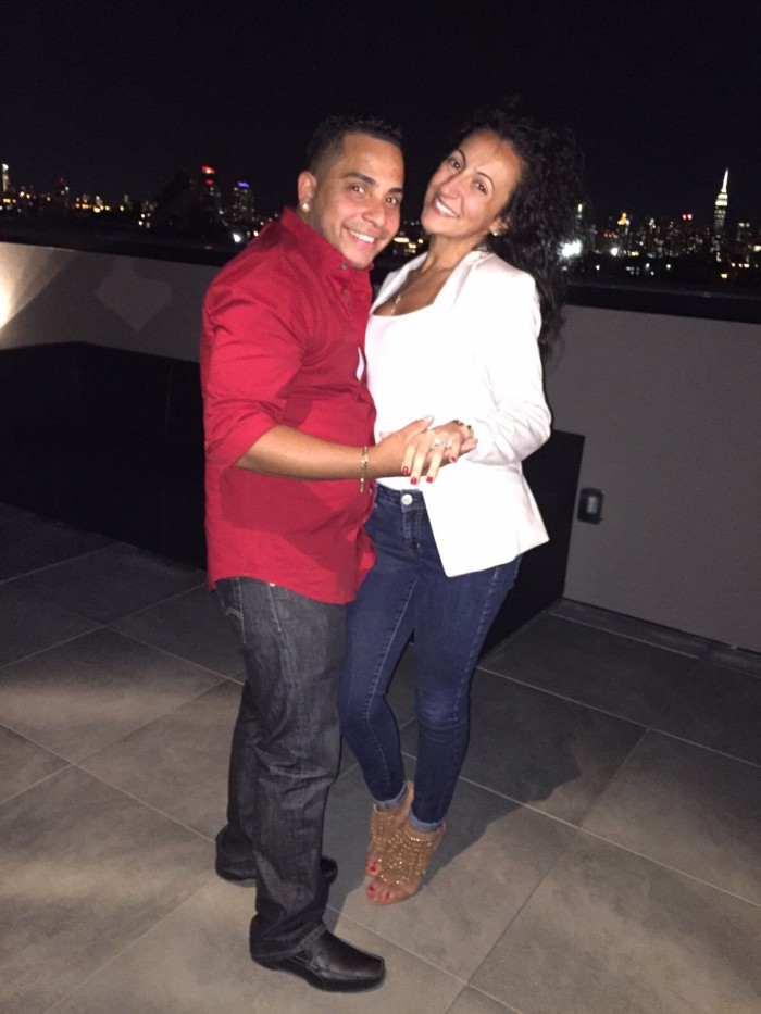 Image 1 of vincenza and jose