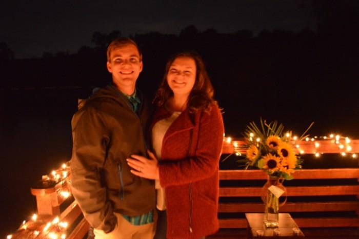 Image 1 of Sierra and Aaron