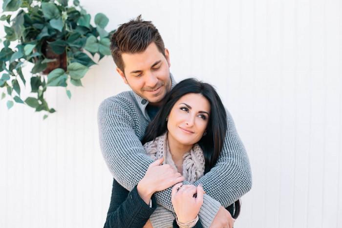 Image 1 of Nicole and Scott