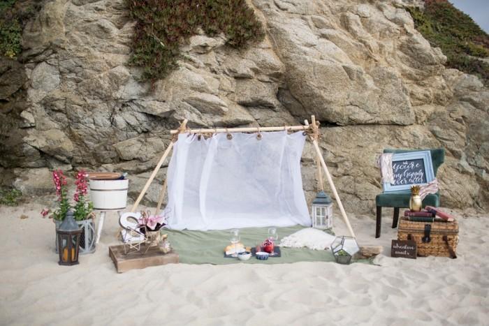 Proposal Big Sur, CA Feature