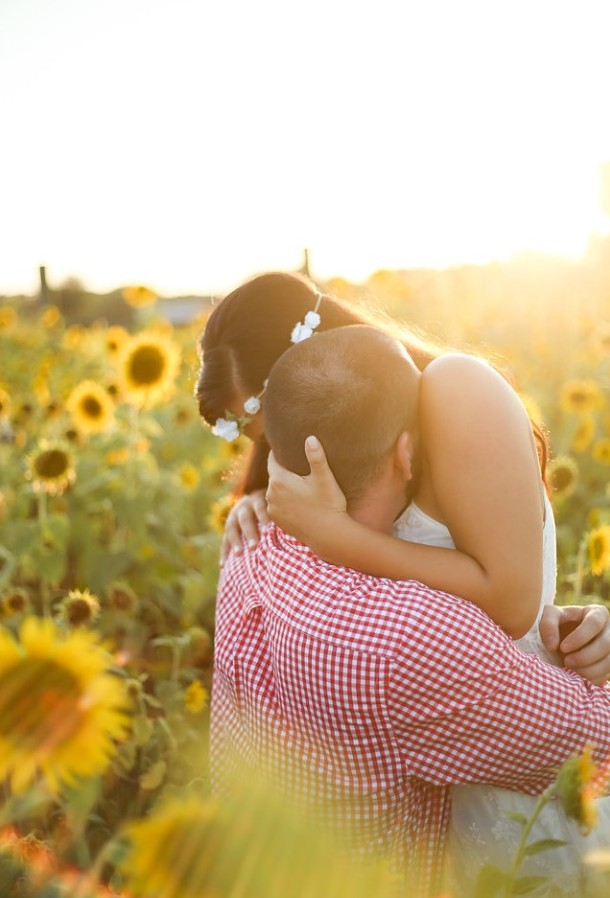 Image 5 of Jessica and Tyler's Sunflower Proposal