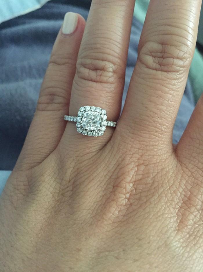 Shane Co Couple Ryan And Hollie S Golden Gate Bridge Proposal