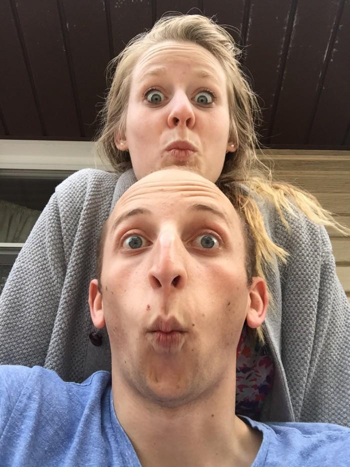 Image 2 of Kelsey and Matthew