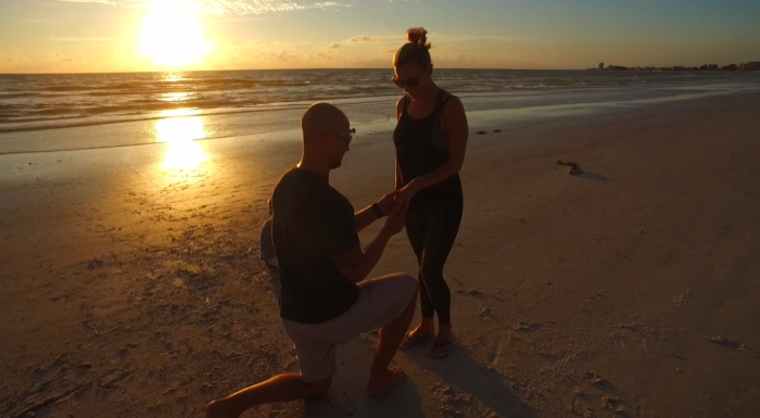 Proposal Ideas Siesta key beach