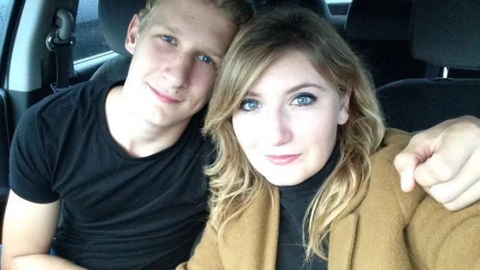 Image 1 of Madison and Brady