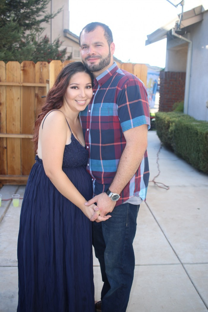 Cynthia's Proposal in At my parents house