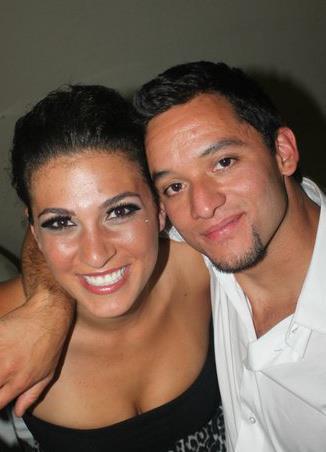 Image 1 of Dominique and Daniel