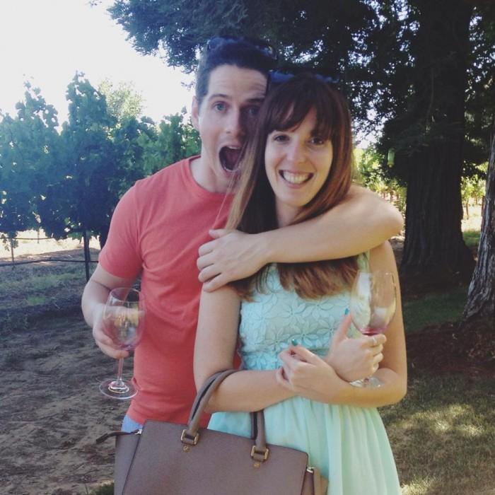 Image 2 of Toni and Justin