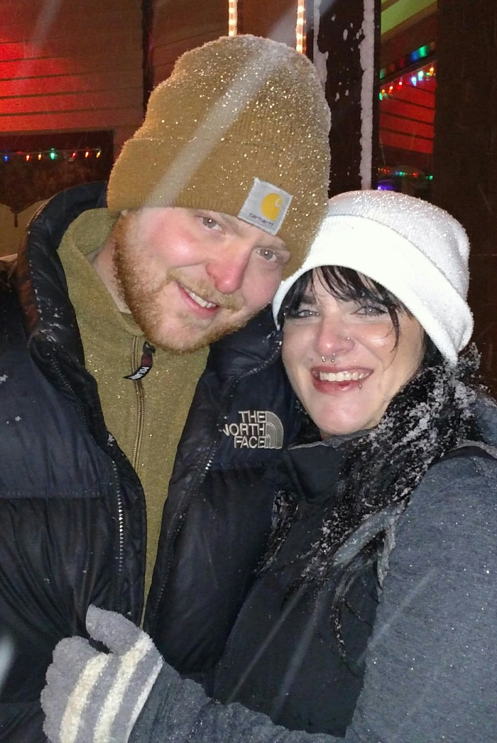 Image 1 of Deirdre and Chad