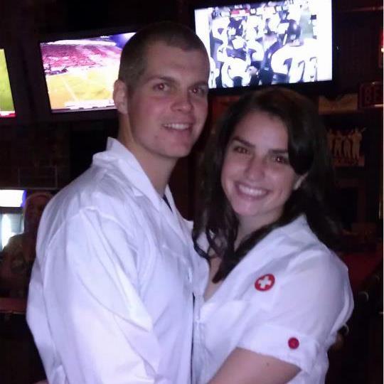 Image 1 of Alyssa and Michael