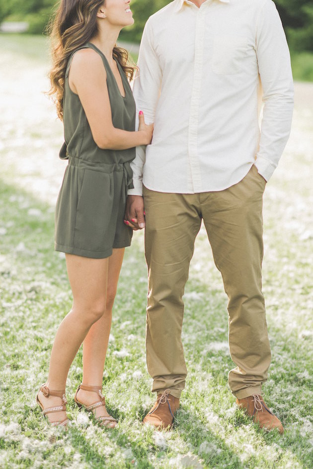 7 What To Wear for an Engagement Shoot _ Bridal Musings Wedding Blog