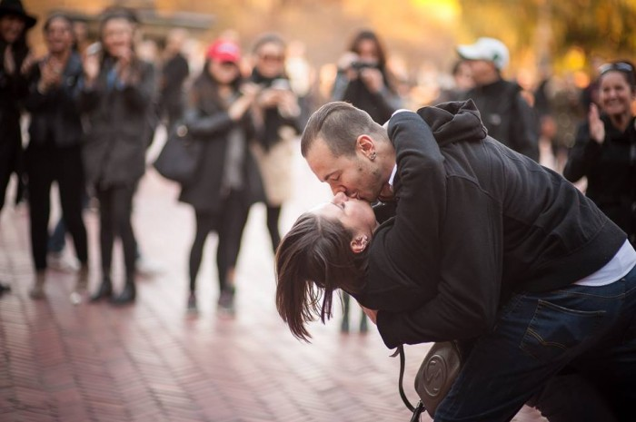 Image 4 of Rachel and Chris's Central Park Proposal