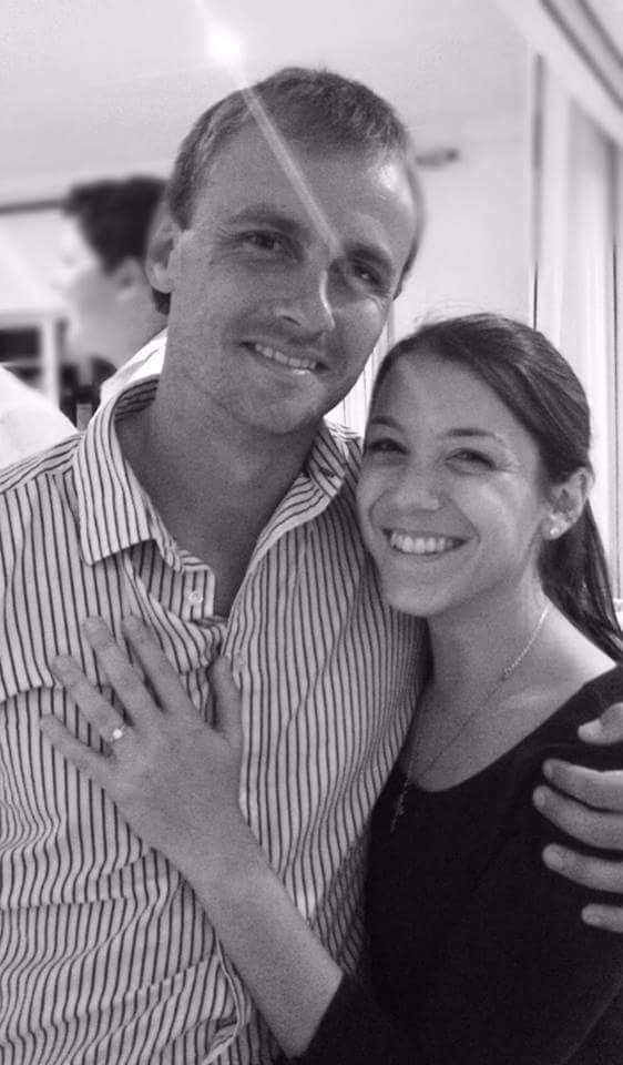 Chad and I - Engagement 2 May 2015