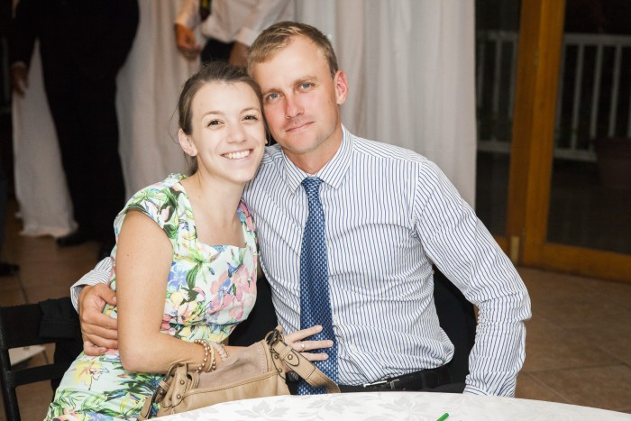Image 1 of Stacey and Chad