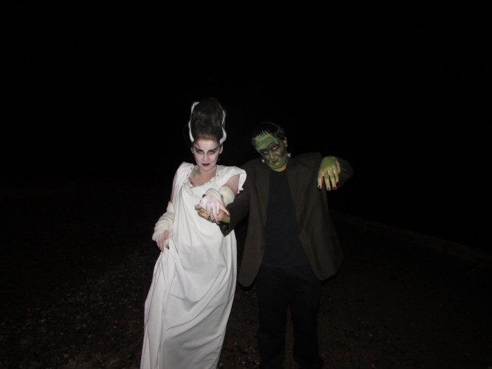 Image 5 of Kat and Dylan's Frankenstein Proposal