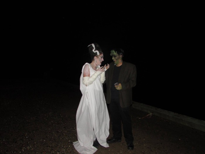 Image 4 of Kat and Dylan's Frankenstein Proposal