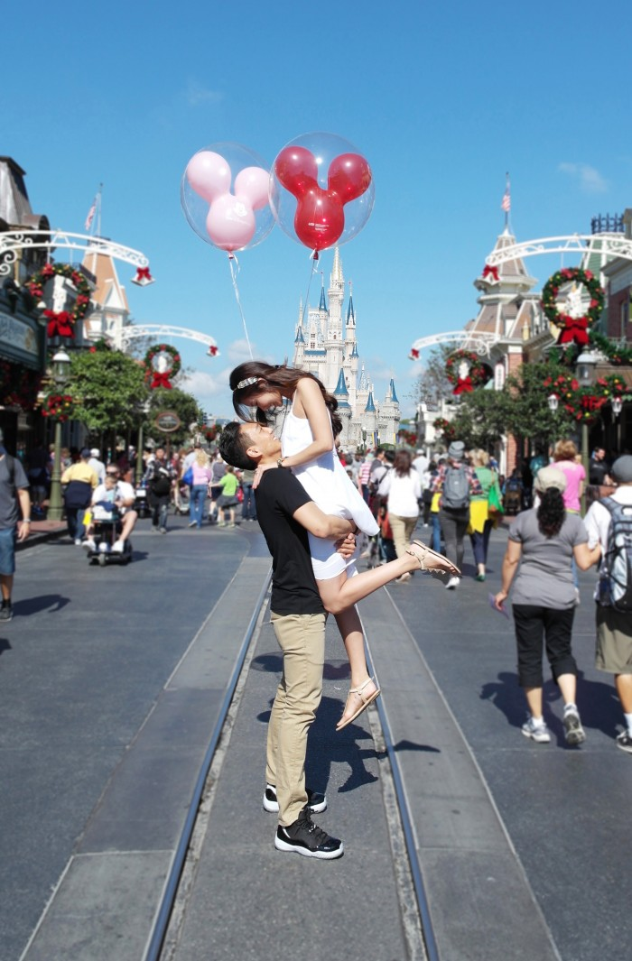 This Guys Proposal Will Have Every Disney Lover Weak In The Knees