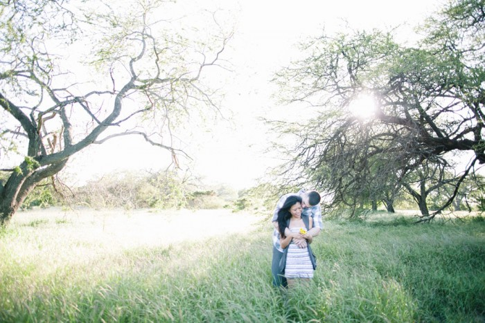 Image 1 of Lei and Josh