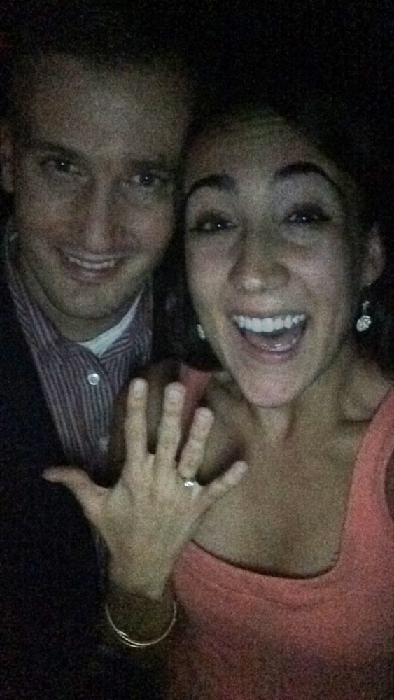 Christina's Proposal in Charleston, SC