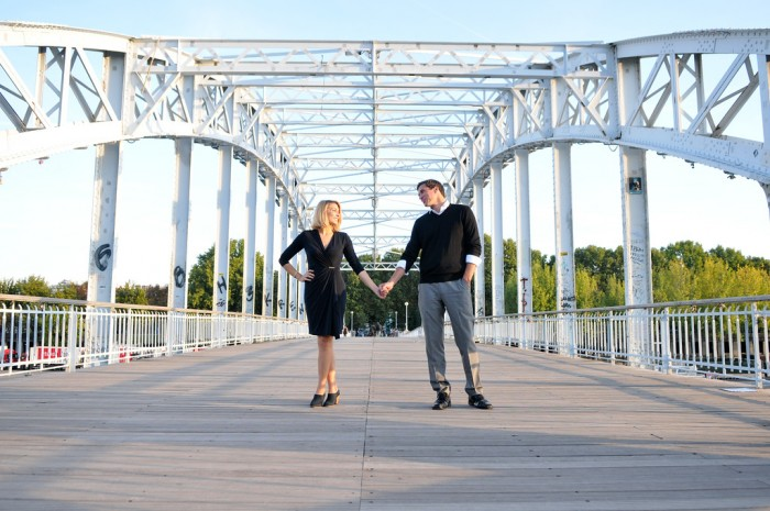 Image 1 of Richard and Macie's Paris Proposal