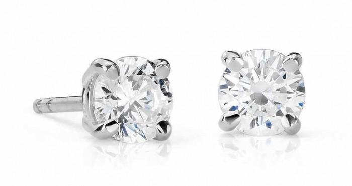 diamond earrings sale blue nile
