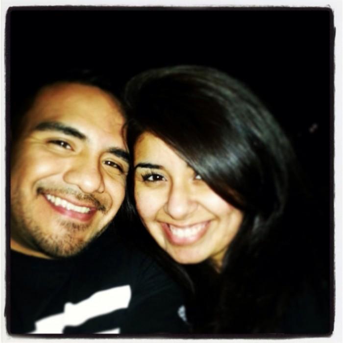 Image 1 of Alexis and Armando Chamu