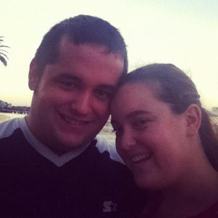 Image 1 of Rachel and Peter