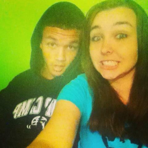 Image 1 of Lauren and Tylon