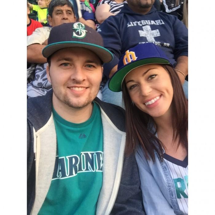 Image 3 of Samantha and Travis