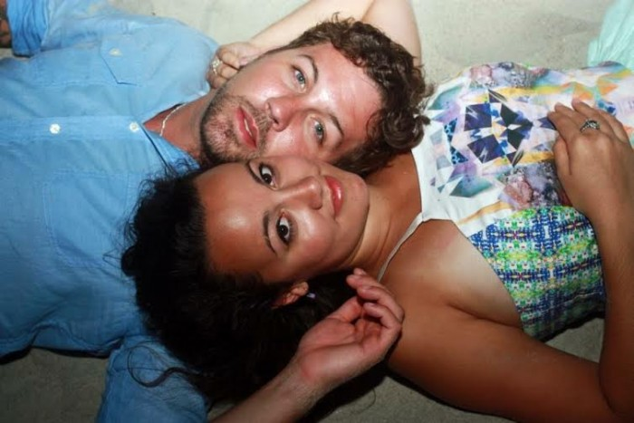Image 2 of Brittany and Christopher