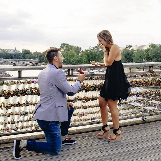 Image 9 of Most Liked Proposals on Instagram of 2015