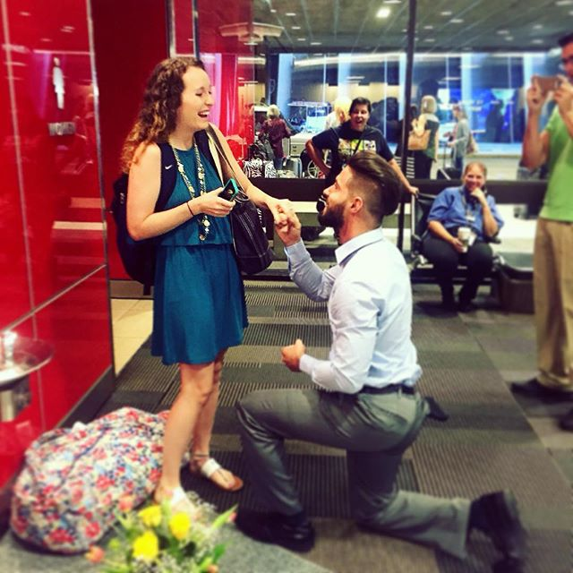 Image 2 of Most Liked Proposals on Instagram of 2015