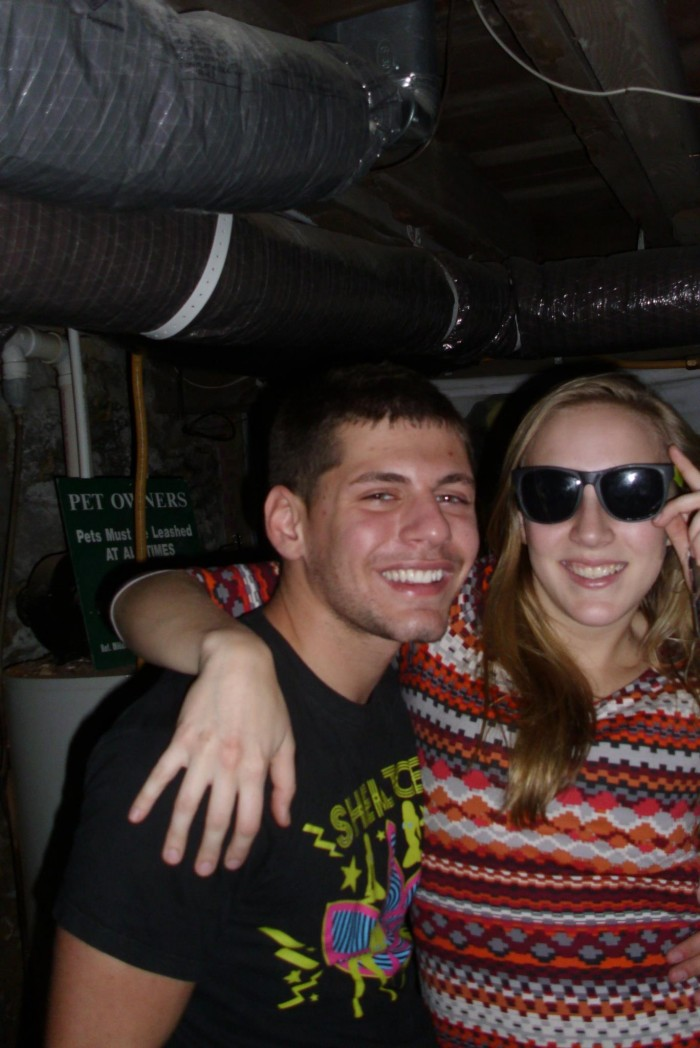 Image 1 of Erin and Tom