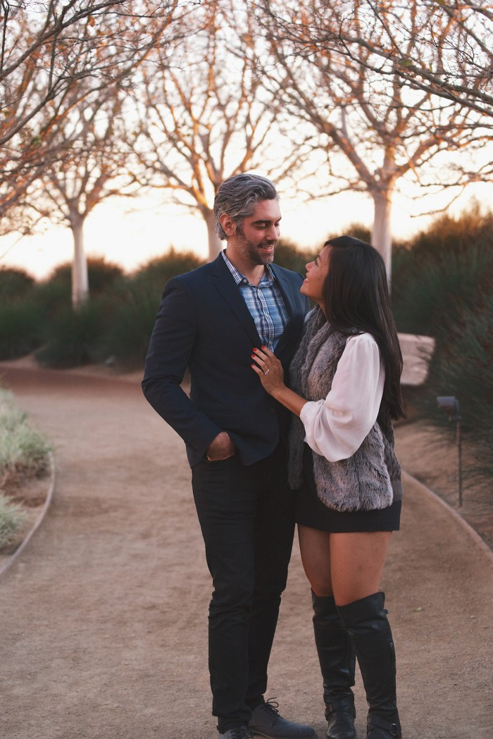 Matt and Stephanie Engaged