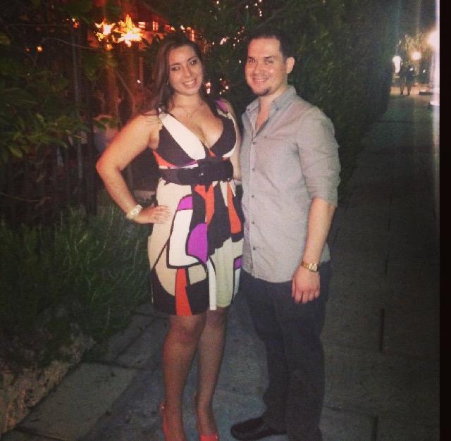 Image 1 of Arlene and Carlos