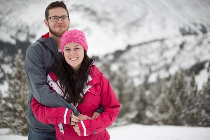 Snowy Proposal 8