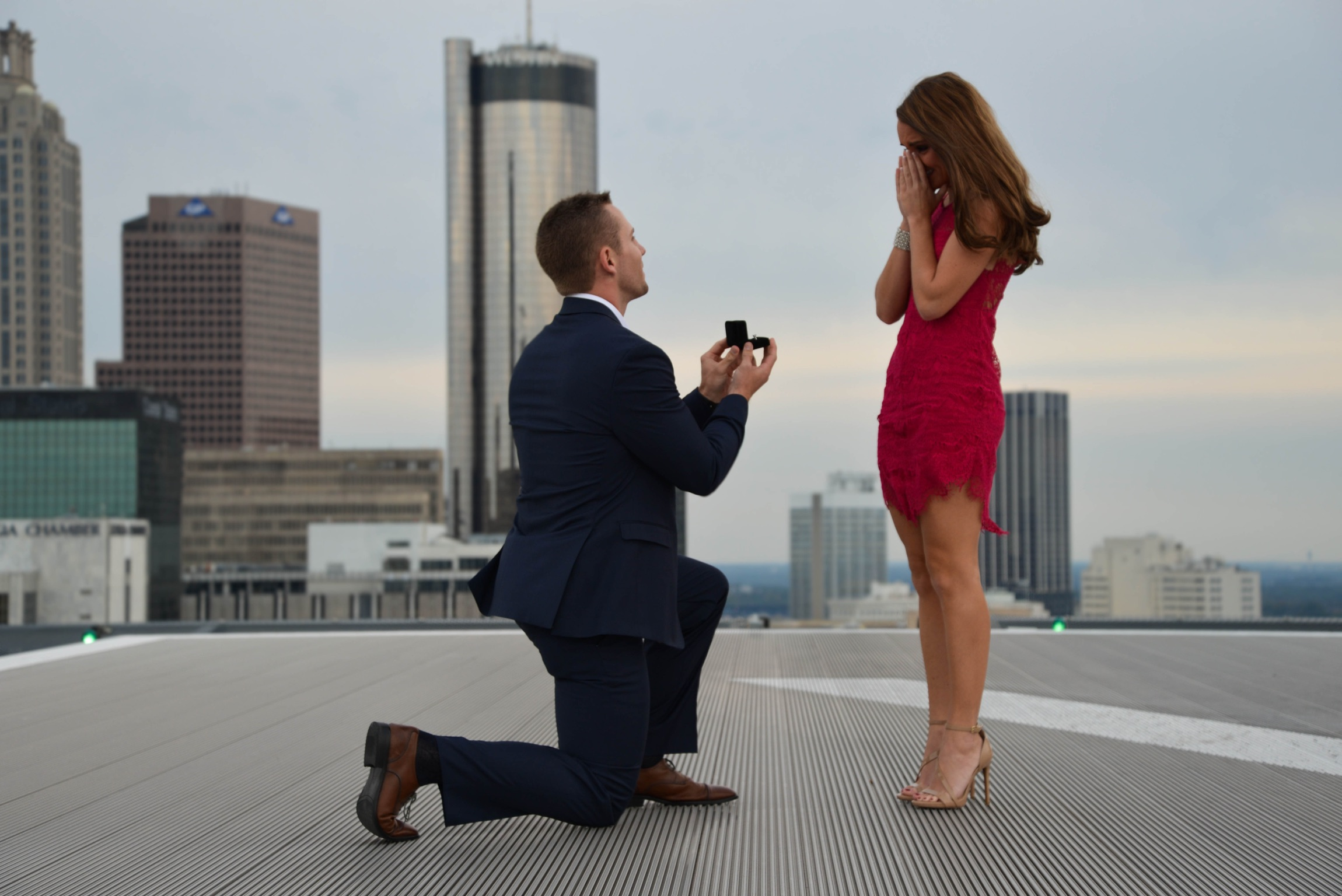 Our Fairytale Engagement