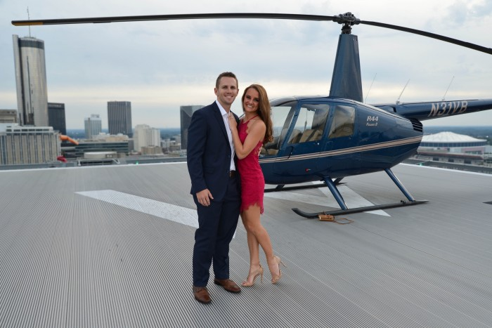 Incredible Helicopter Proposal