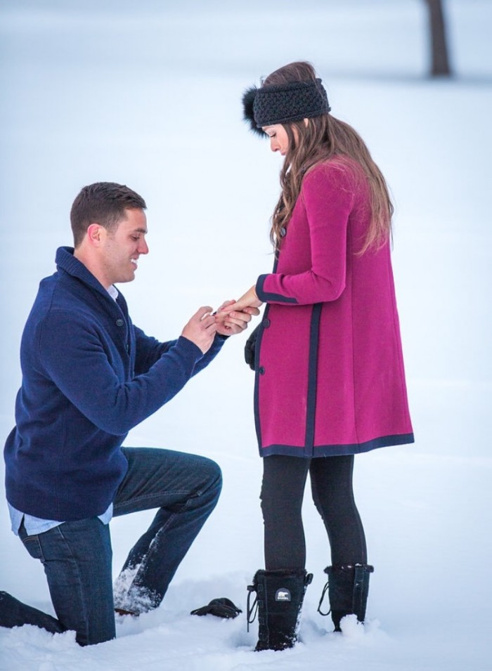 Marriage Proposal Ideas in Park City, Utah
